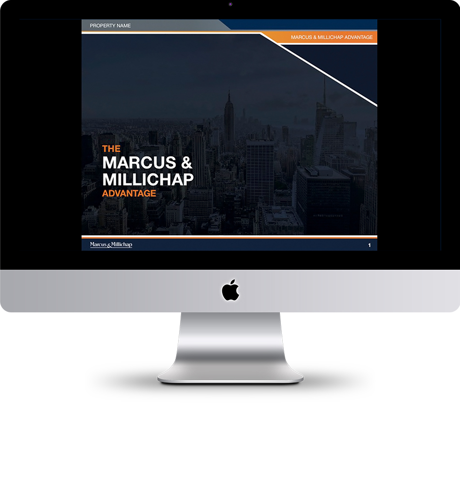 Marcus & Millichap Marketing Presentation