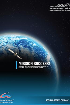 Sea Launch Ad Campaign 2012