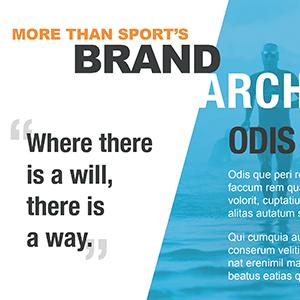 More Than Sport Brand Presentation