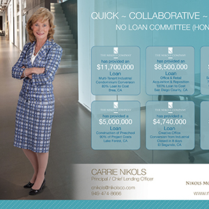 Nikols CMBA 2015 Event Collateral