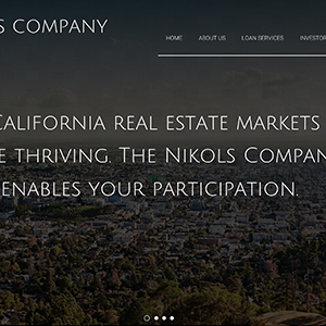 The Nikols Co. Website