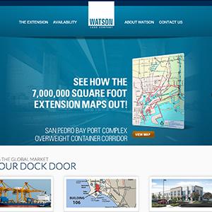 Watson Overweight Corridor Website