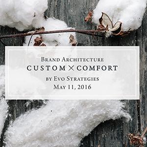 Custom Comfort Mattress Branding