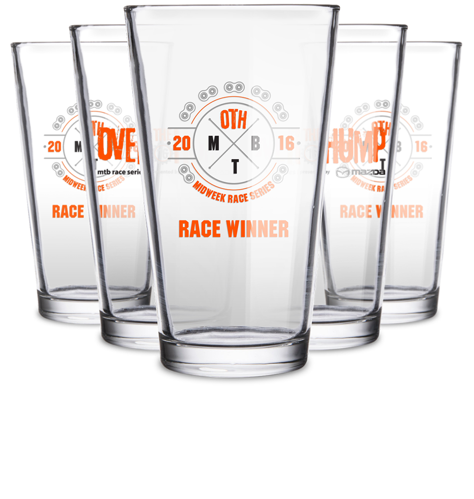 OTH Pint Glass