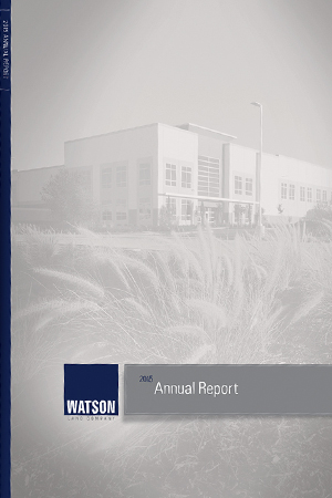 Watson Annual and Quarterly Reports