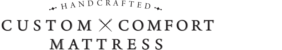 Custom Comfort Mattress Logo