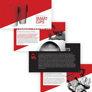 Smart Cups Brand Architecture