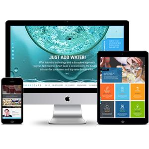 Smart Cups Website