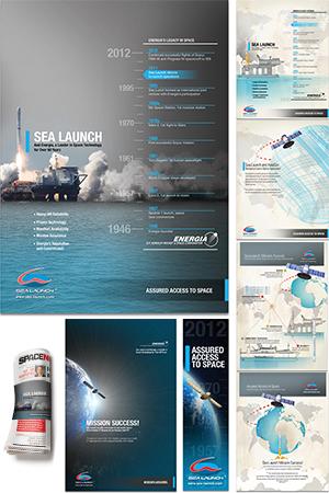 Sea Launch Print