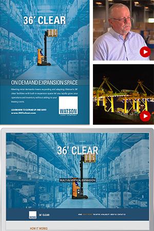 Watson Land Company 36′ Clear Campaign