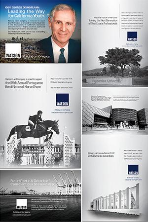Watson Public Awareness Advertising Campaigns