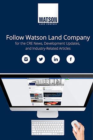 Watson Land Company Social Media Eblast